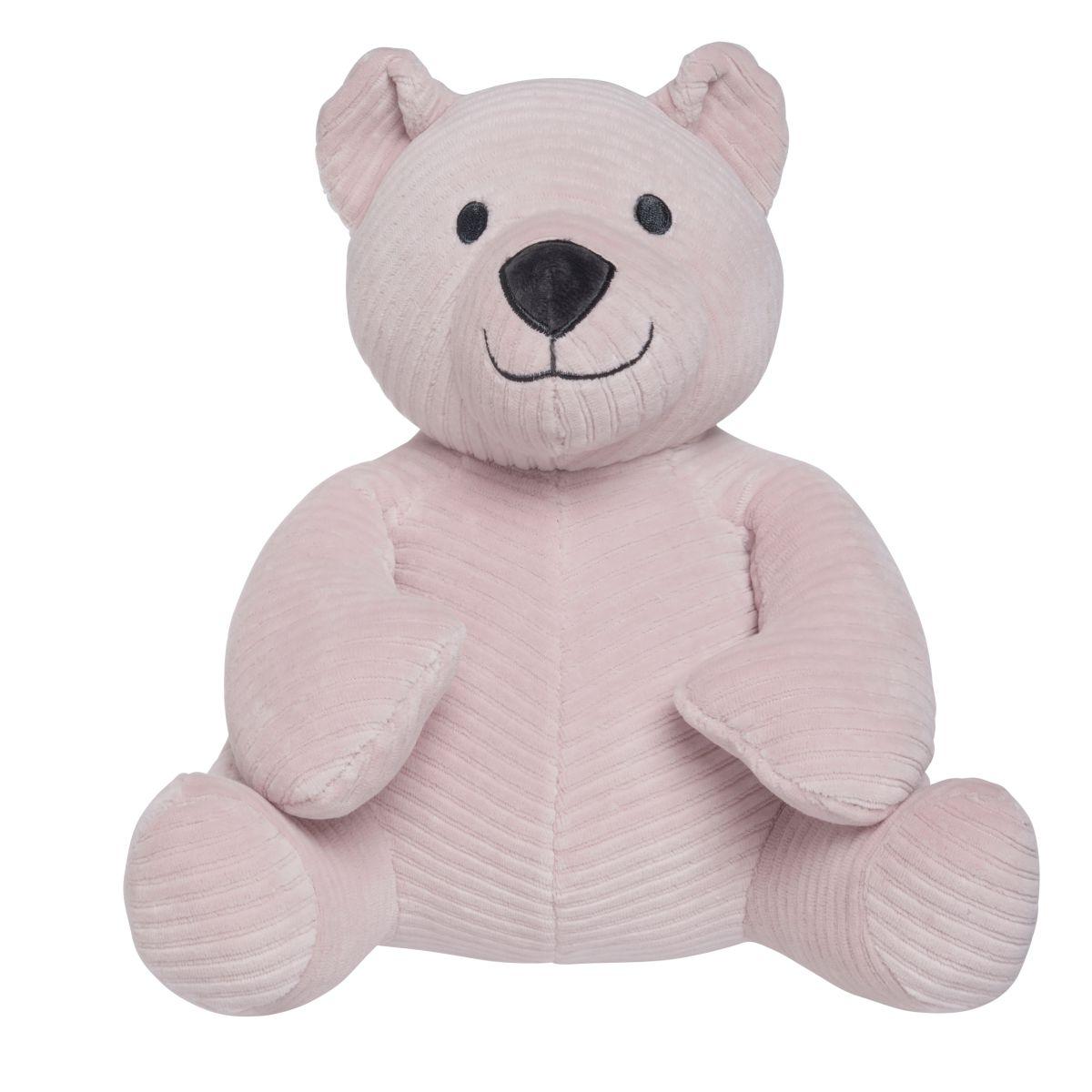 babys only bo024619007 sense knuffelbeer oud roze 1