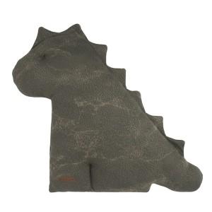 Knuffeldino Marble khaki/olive - 55 cm