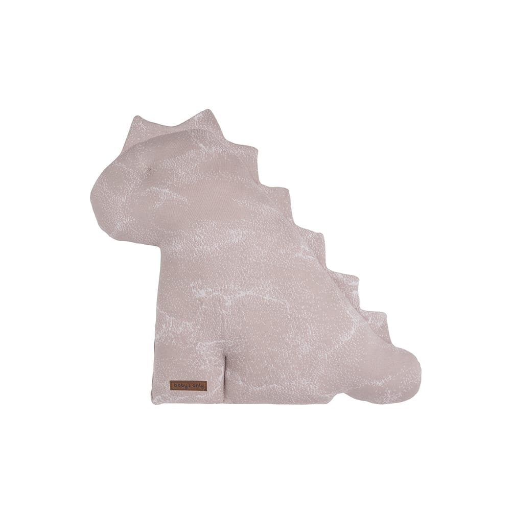 babys only 0216384 knuffeldino marble oud roze classic roze 1