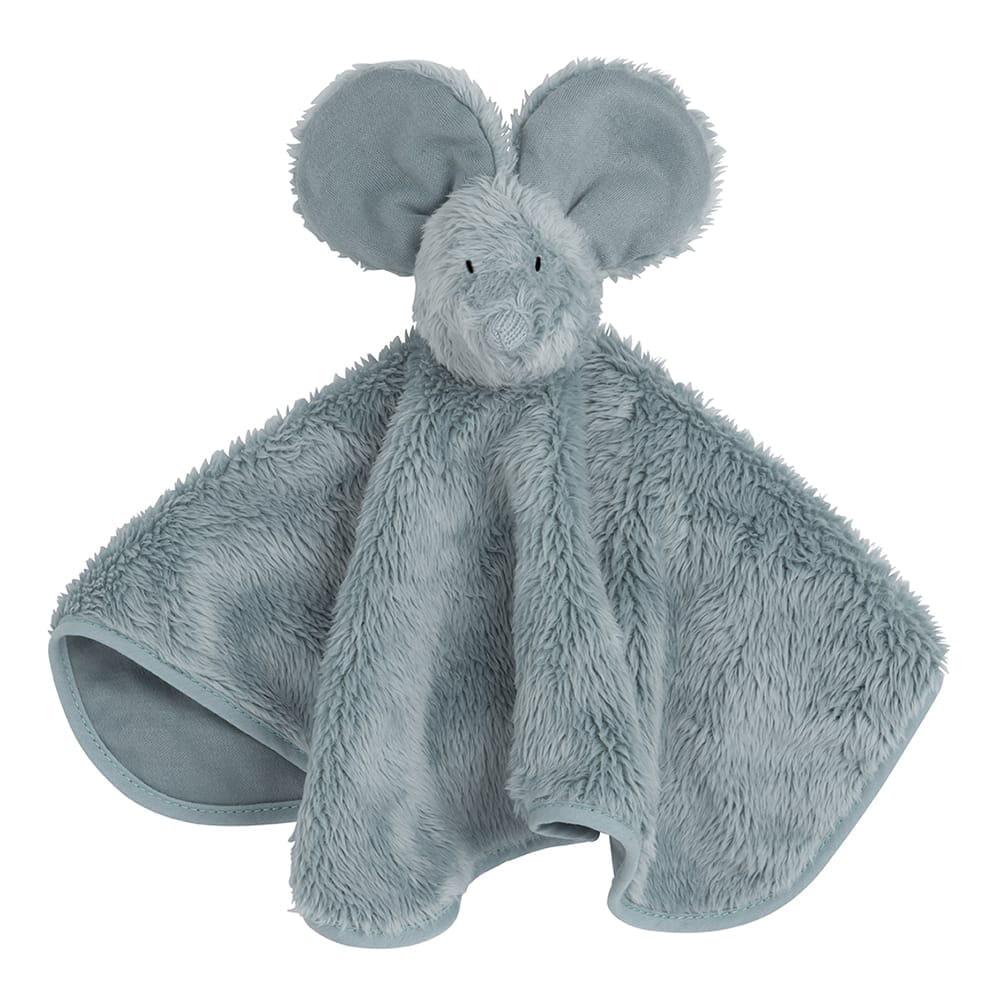 babys only 0853510 knuffeldoek muis stonegreen 1