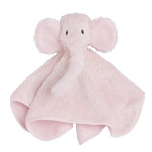 Knuffeldoek olifant classic roze