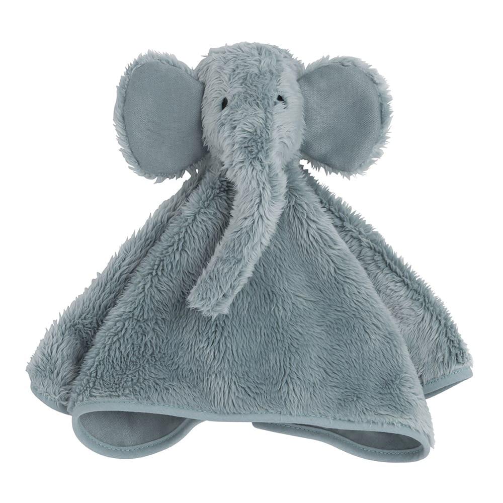 babys only 0853610 knuffeldoek olifant stonegreen 1