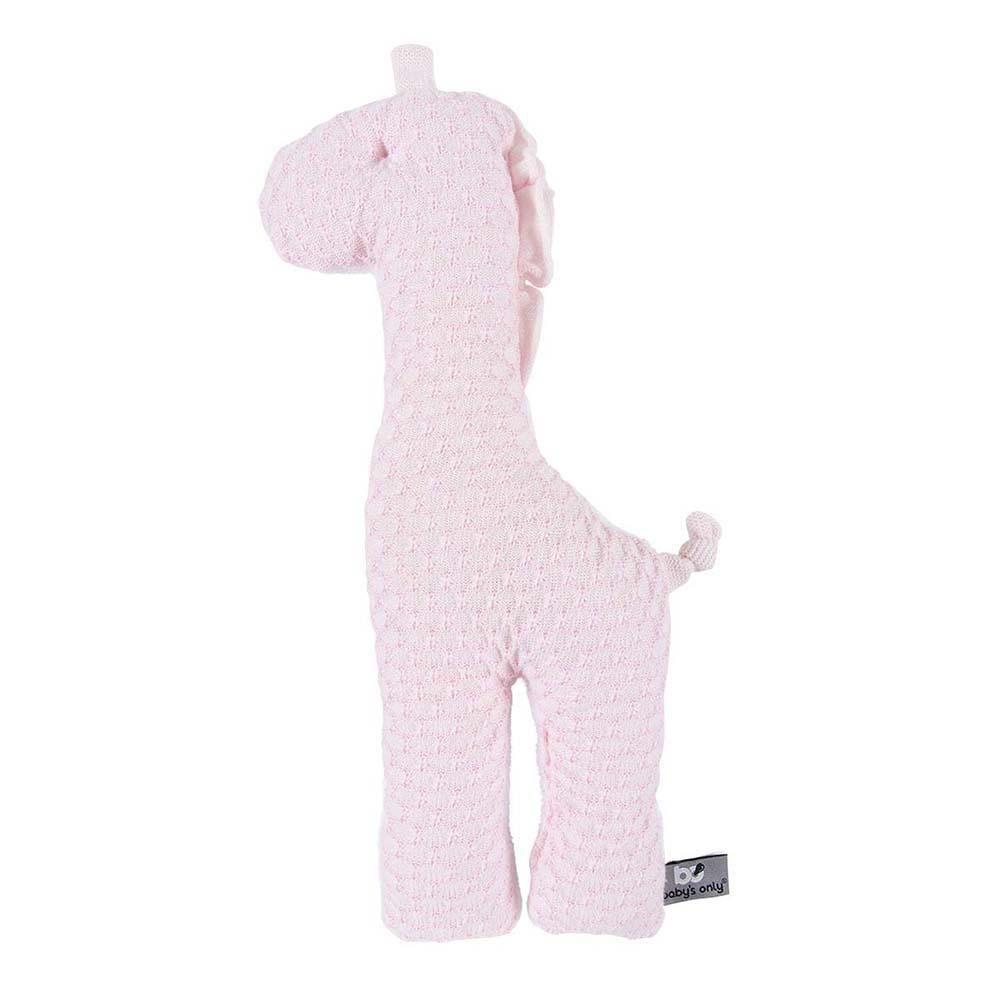 babys only 0256381 knuffelgiraf sun classic roze baby roze 1