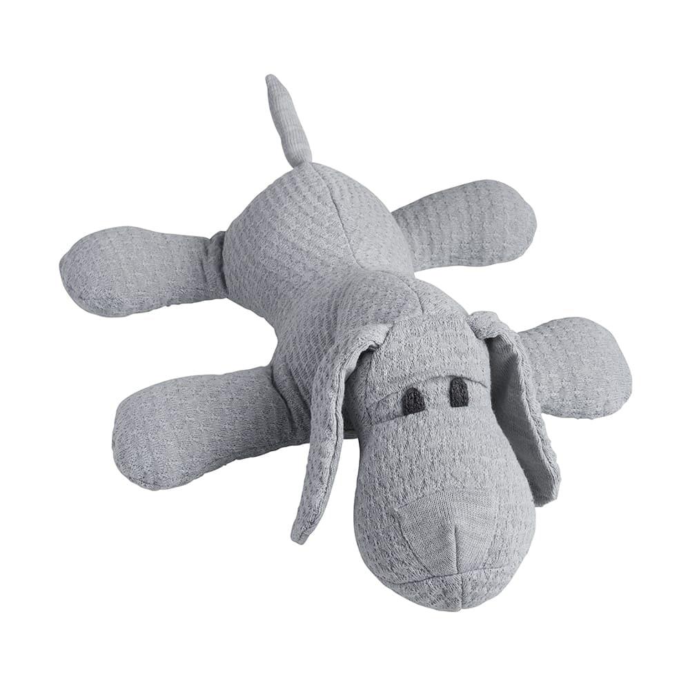 babys only 0356422 knuffelhondje cloud grijs 1