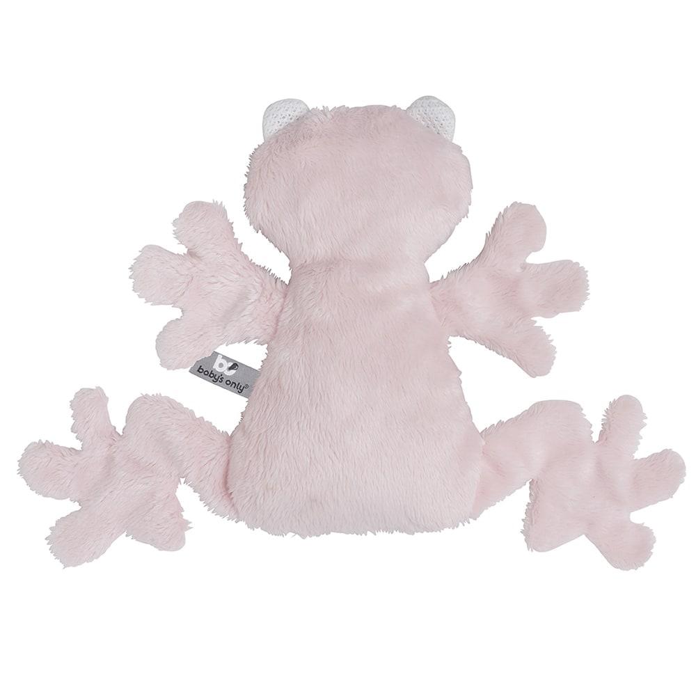babys only 0853401 knuffelkikker classic roze 2