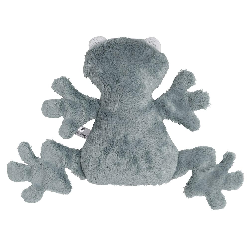 babys only 0853410 knuffelkikker stonegreen 2