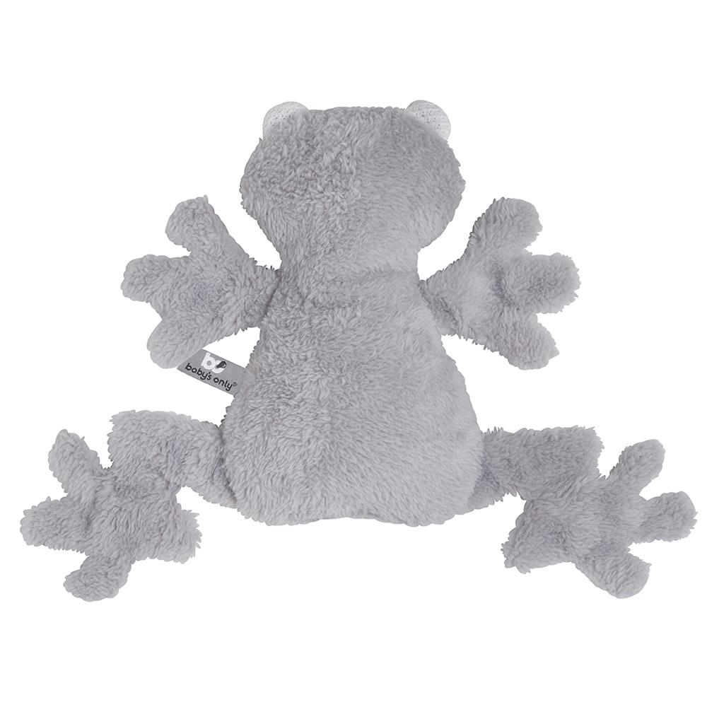 babys only 0853402 knuffelkikker zilvergrijs 2