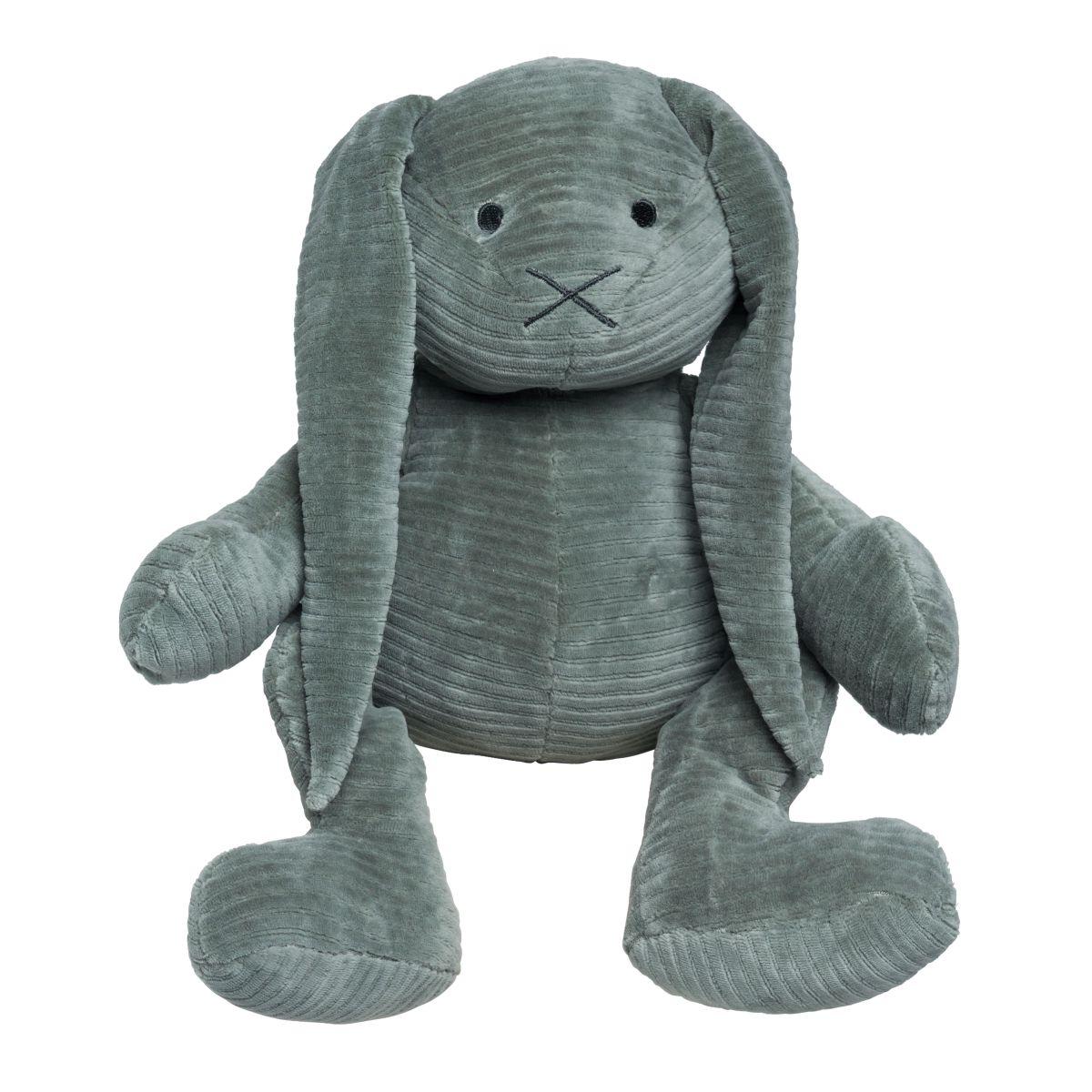 babys only bo024623011 sense knuffelkonijn zeegroen 1
