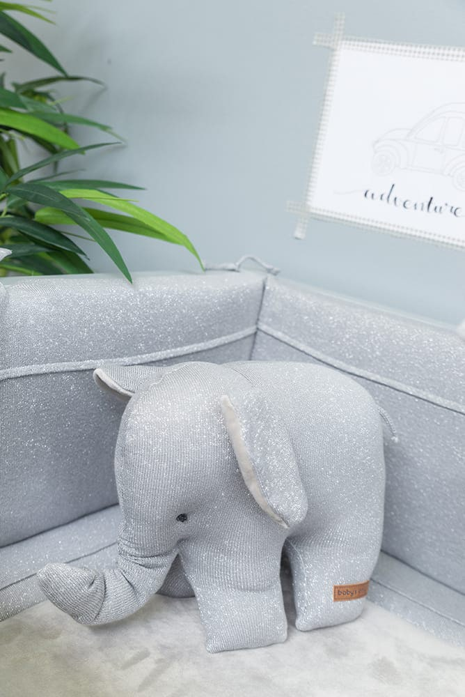 babys only 4054 knuffelolifant sparkle 1