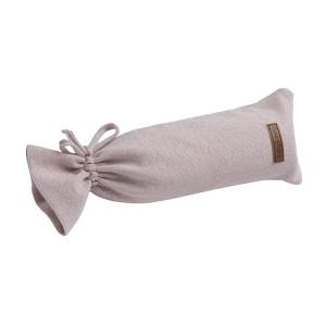 Kruikenzak Sparkle zilver-roze mêlee