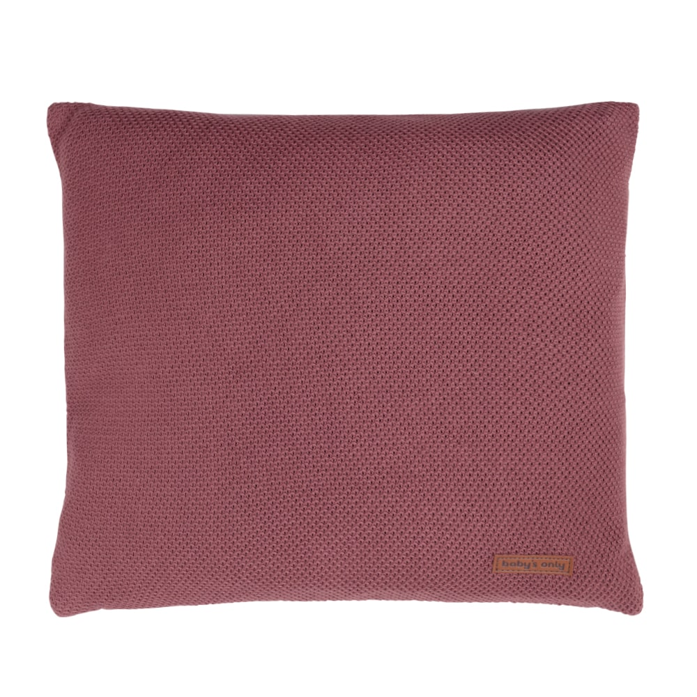 babys only bo020015040 classic kussen 40x40 cm stone red 1