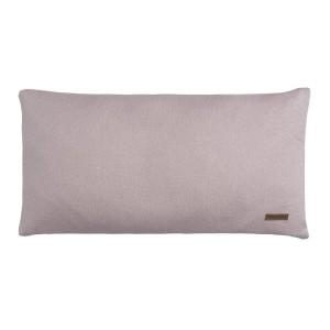 Kussen Sparkle zilver-roze mêlee - 60x30