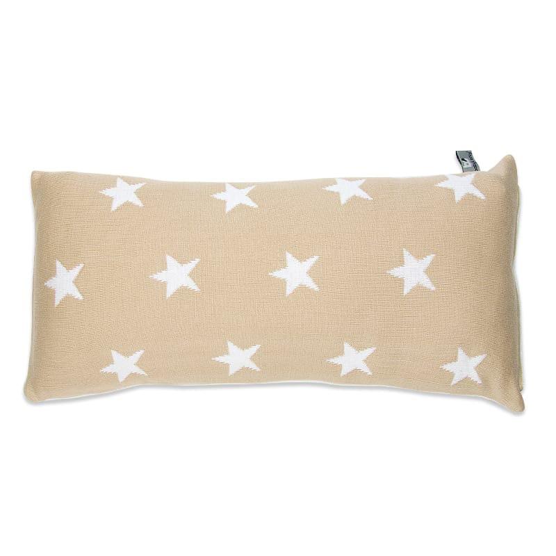 babys only 0911699 kussen 60x30 star beige wit 1