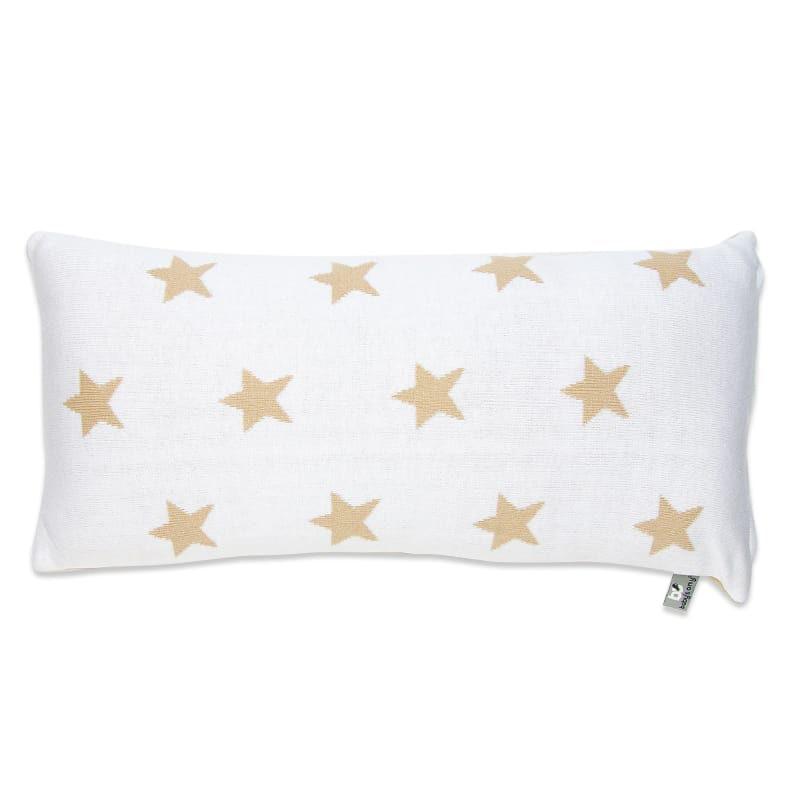 babys only 0911699 kussen 60x30 star beige wit 2