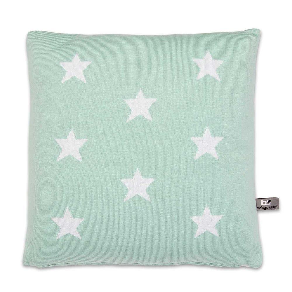 babys only 0911592 kussen 40x40 star mint wit 1