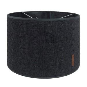 Lampenkap Cable antraciet - Ø30 cm