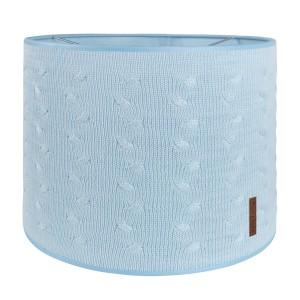 Lampenkap Cable baby blauw - Ø30 cm