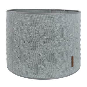 Lampenkap Cable grijs - Ø30 cm