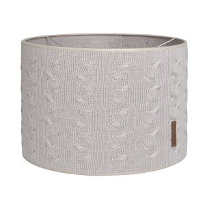 Lampenkap Cable leem - Ø30 cm