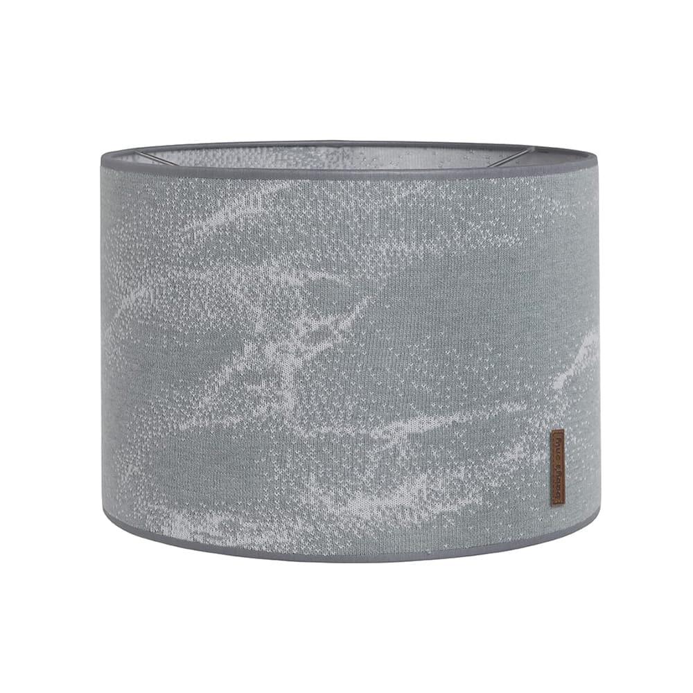babys only 0214782 lampenkap marble zilvergrijs grijs 1