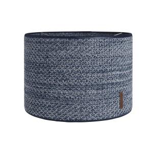 Lampenkap River jeans/grijs mêlee - Ø30 cm