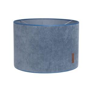 Lampenkap Sense vintage blue - Ø30 cm