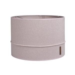 Lampenkap Sparkle zilver-roze mêlee - Ø30 cm
