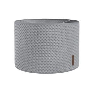 Lampenkap Sun grijs/zilvergrijs - Ø30 cm