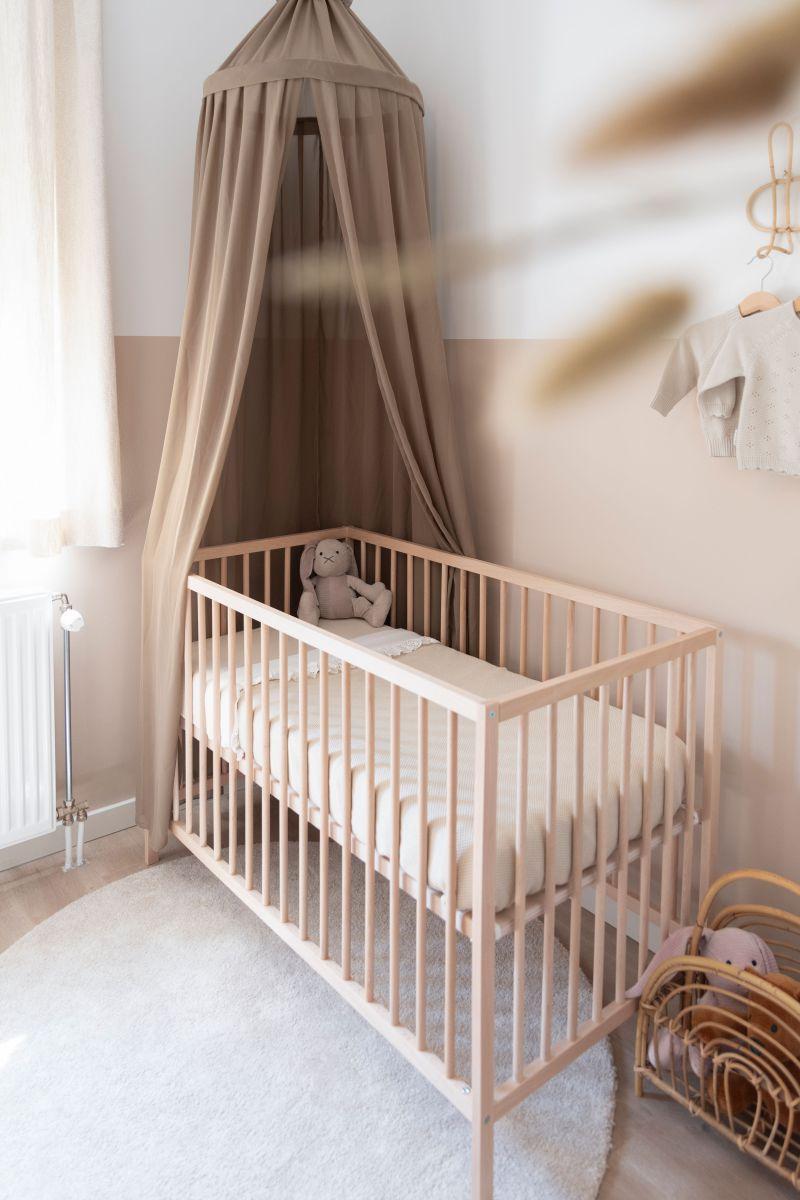 babys only bo020013003 ledikandeken teddy classic zand 2