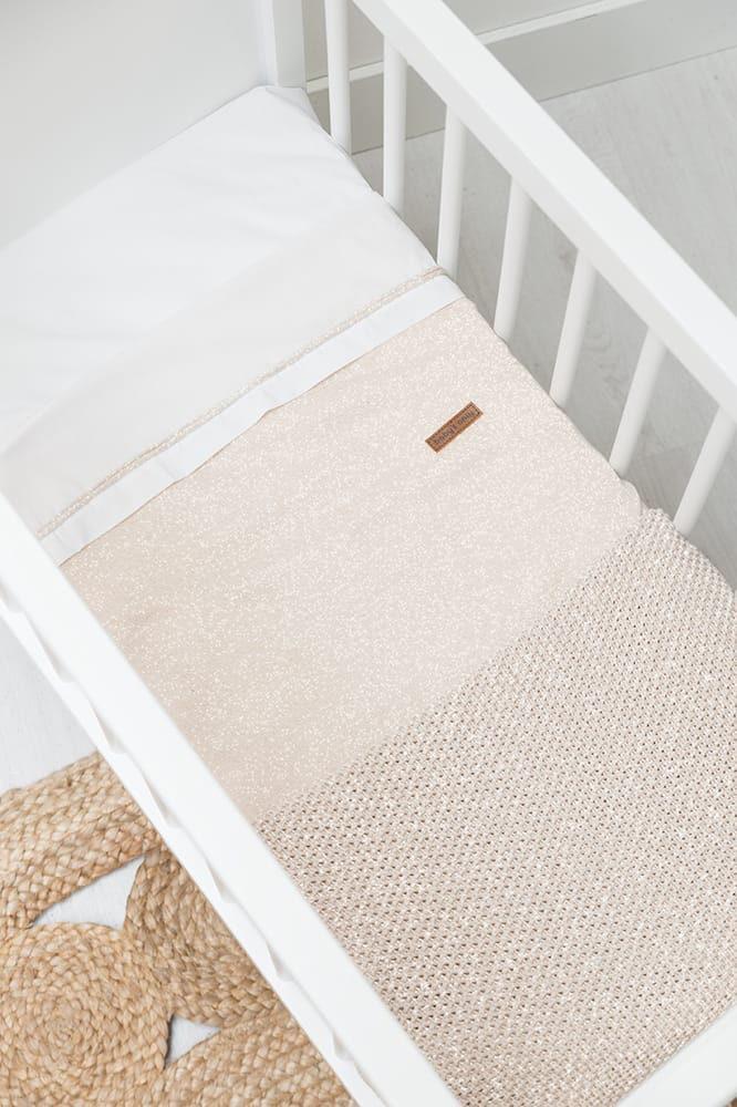 babys only 4111 ledikantdeken soft sparkleflavor 1