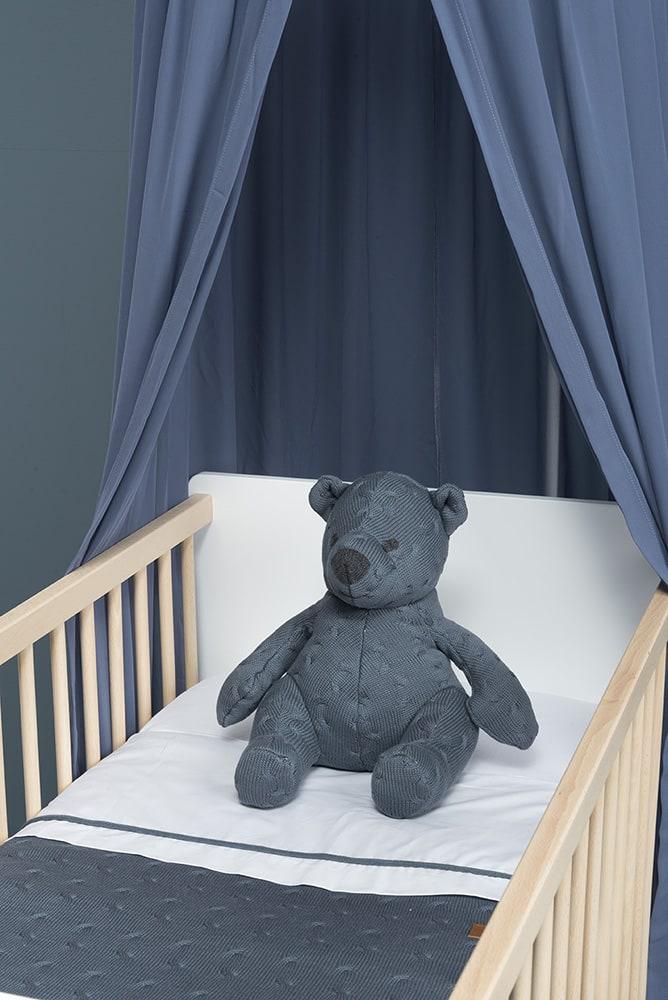 8111 babys only cable ledikantdeken teddy 1