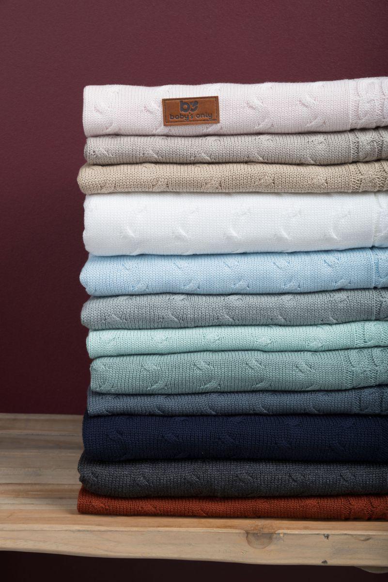 bo013013x50 babys only cable ledikantdeken teddy 5
