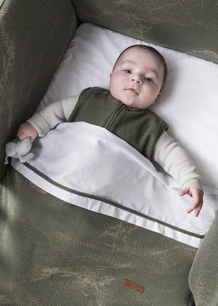 babys only 2111 ledikantdeken teddy marble 1