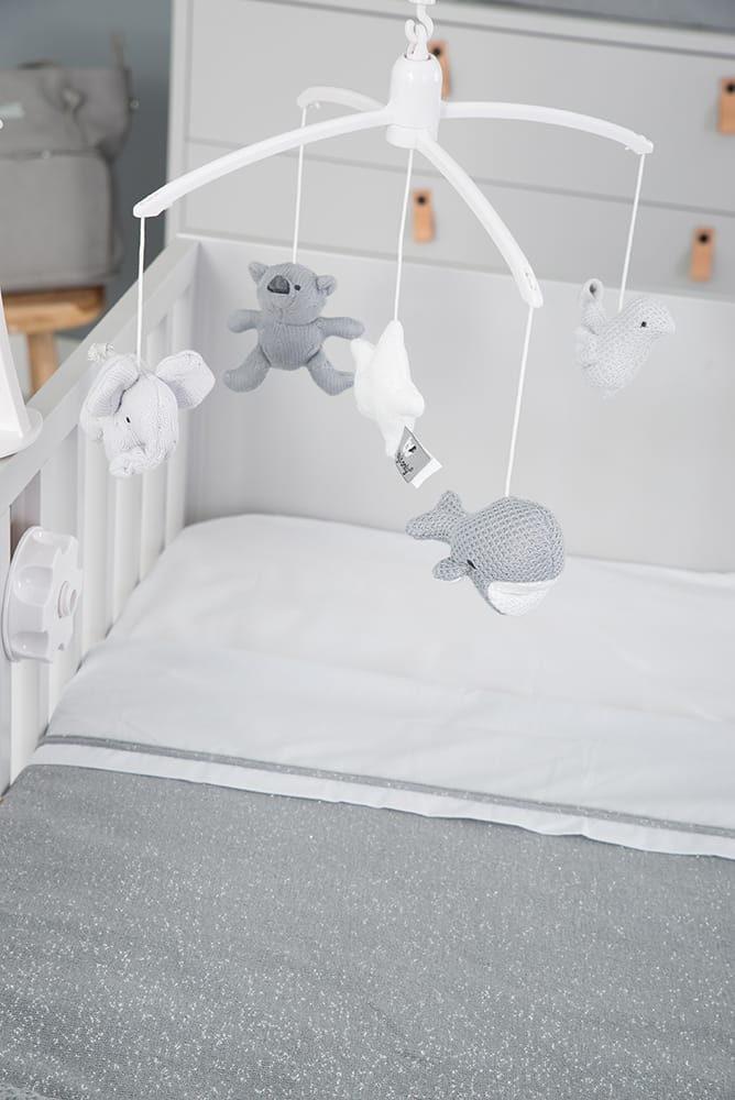 babys only 4065 ledikantdeken soft sparkle 1