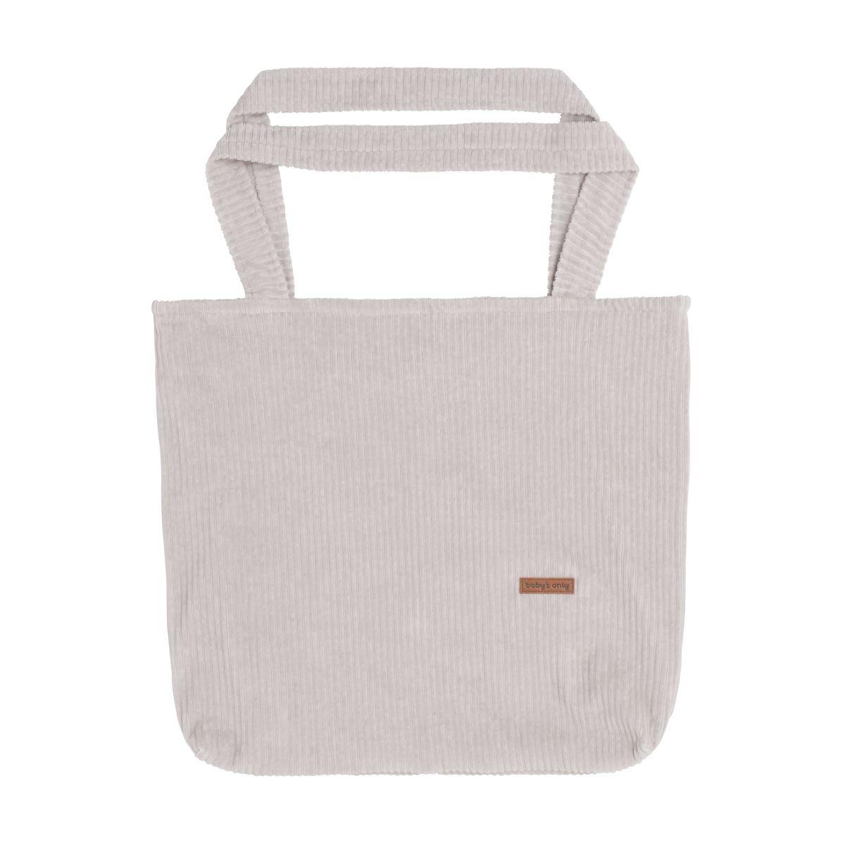 babys only bo02489002350 mom bag sense kiezelgrijs 1