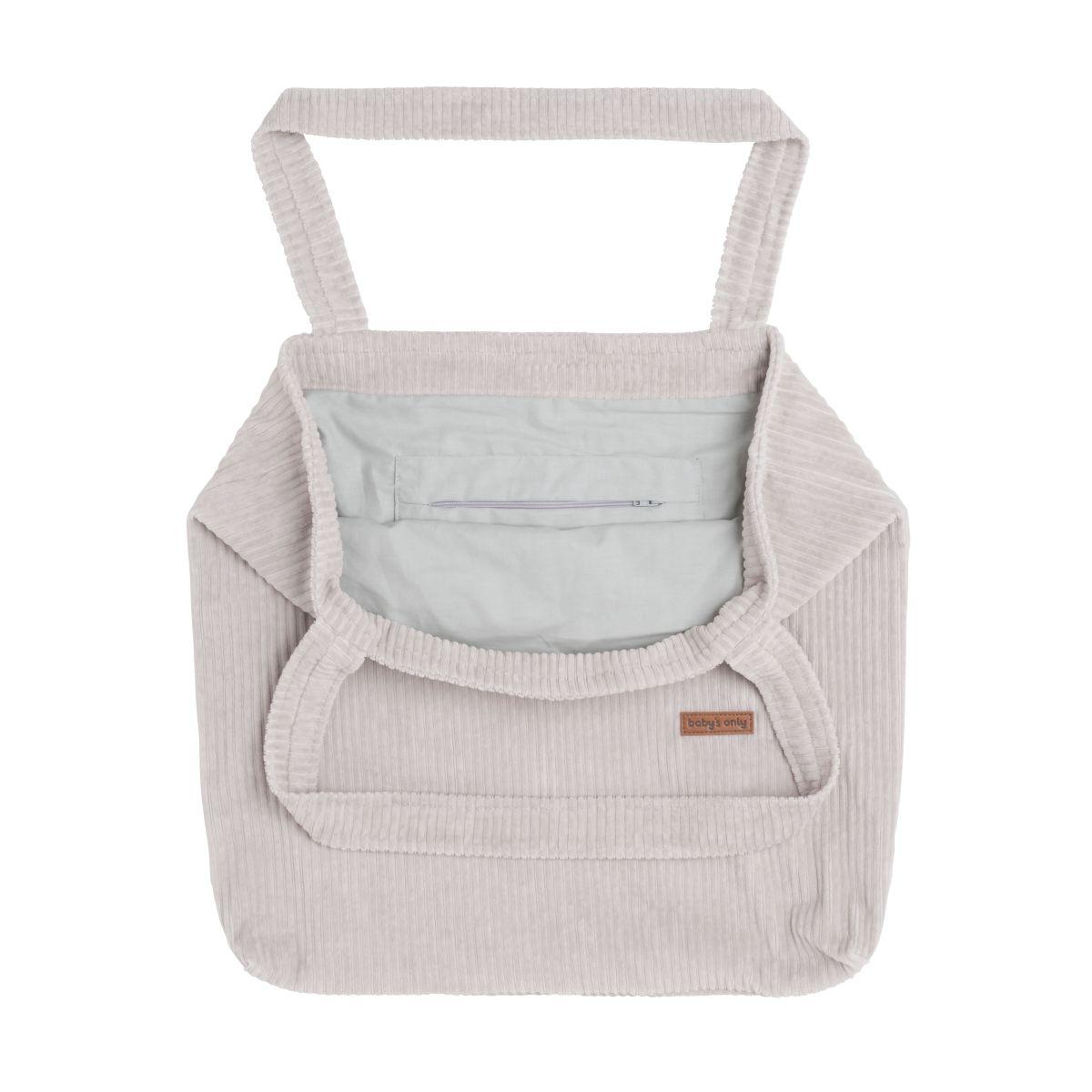 babys only bo02489002350 mom bag sense kiezelgrijs 2