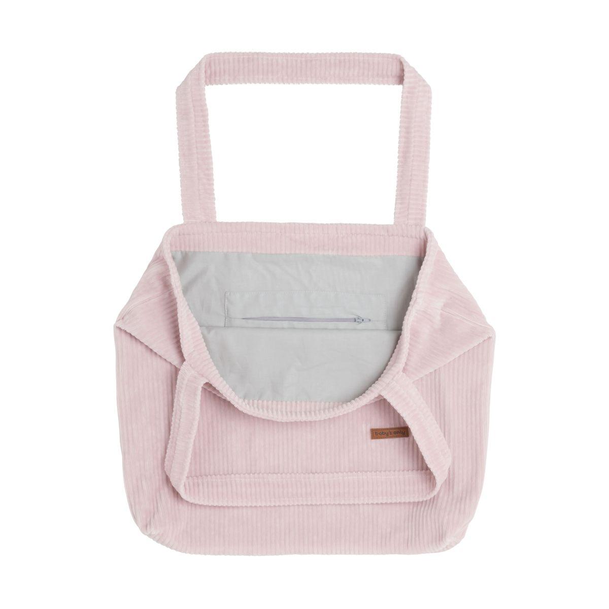 babys only bo02489000750 mom bag sense oud roze 2