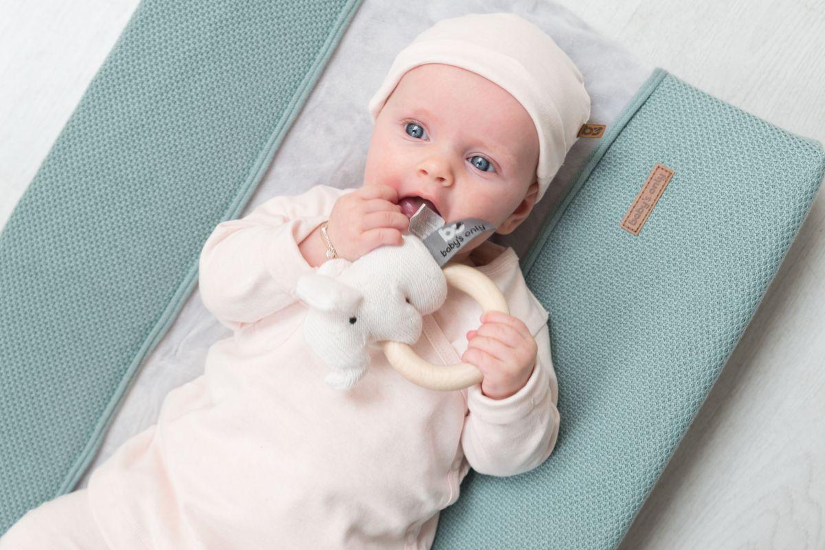 346 babys only mutsje melange 2