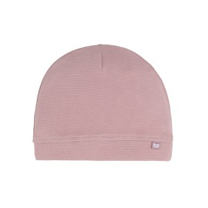 Mutsje Pure oud roze - 0-3 mnd