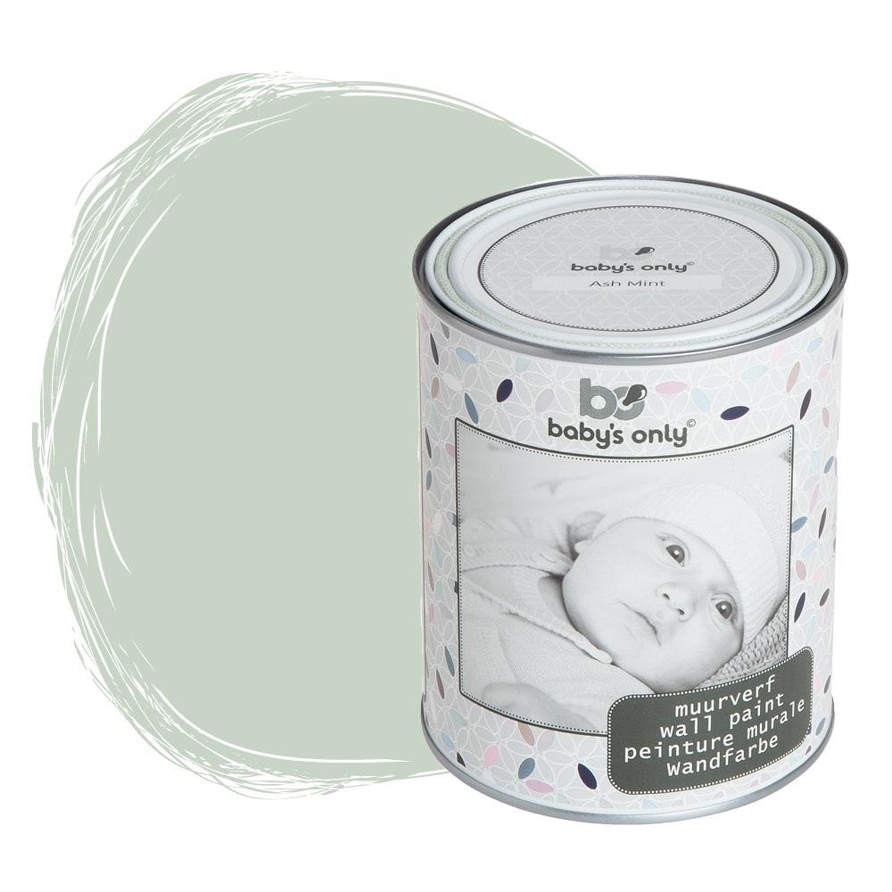 muurverf ash mint 1 liter