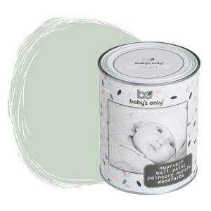 Muurverf ash mint - 1 liter