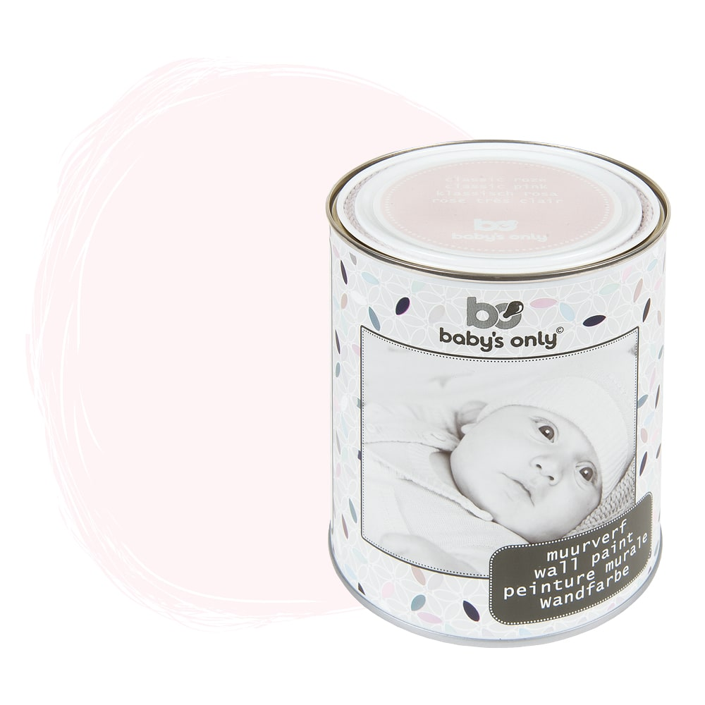 babys only 0989501 muurverf classic roze 1