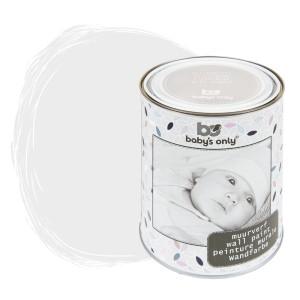 Muurverf zilvergrijs - 1 liter