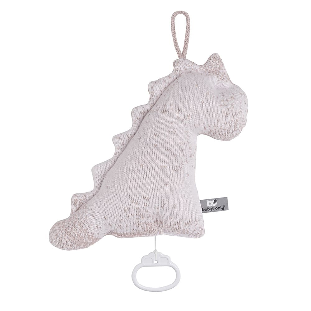 babys only 0214984 muziekdoos dino marble oud roze classic roze 2