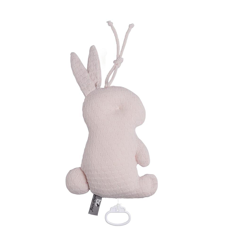babys only 0354901 muziekdoos konijn cloud classic roze 1