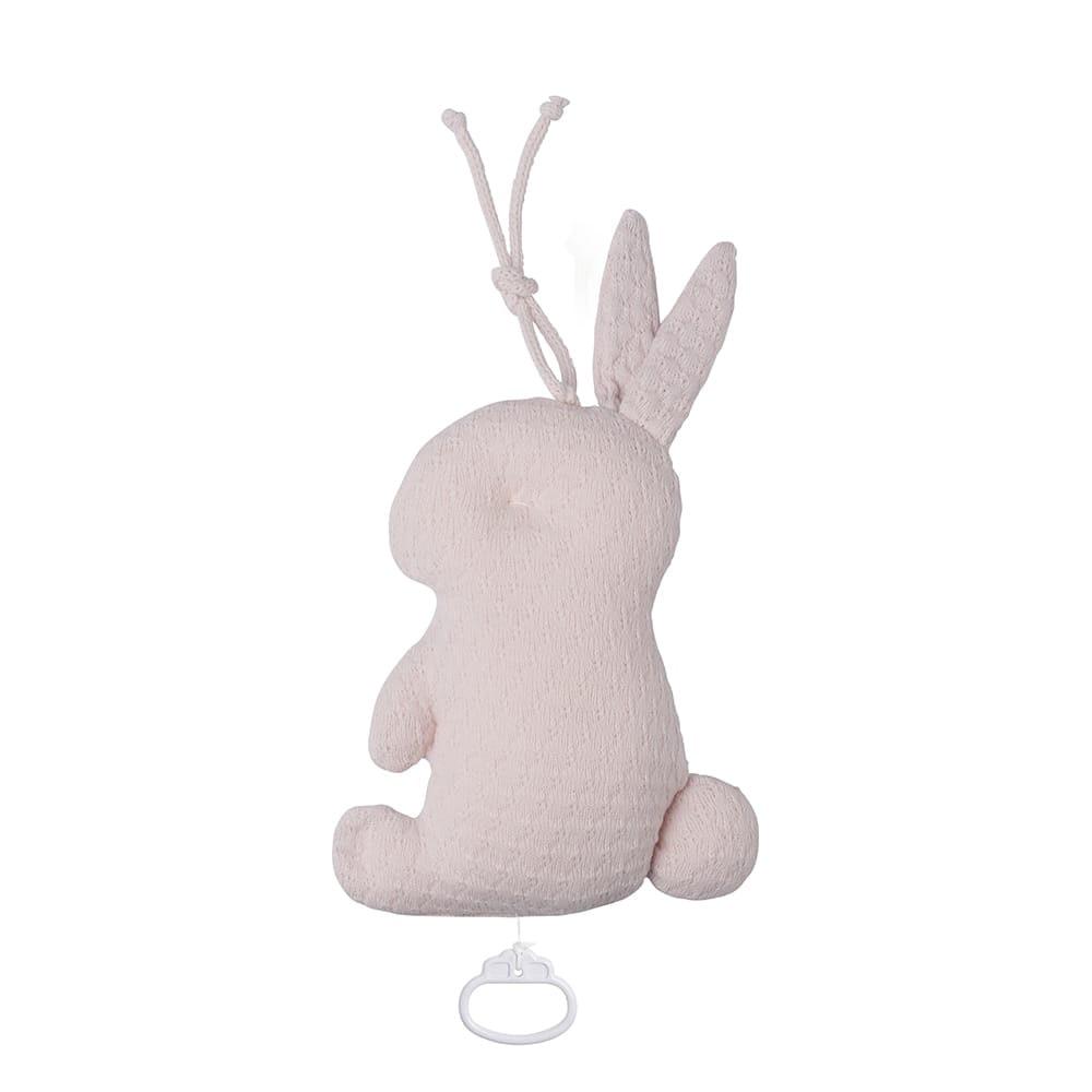 babys only 0354901 muziekdoos konijn cloud classic roze 2