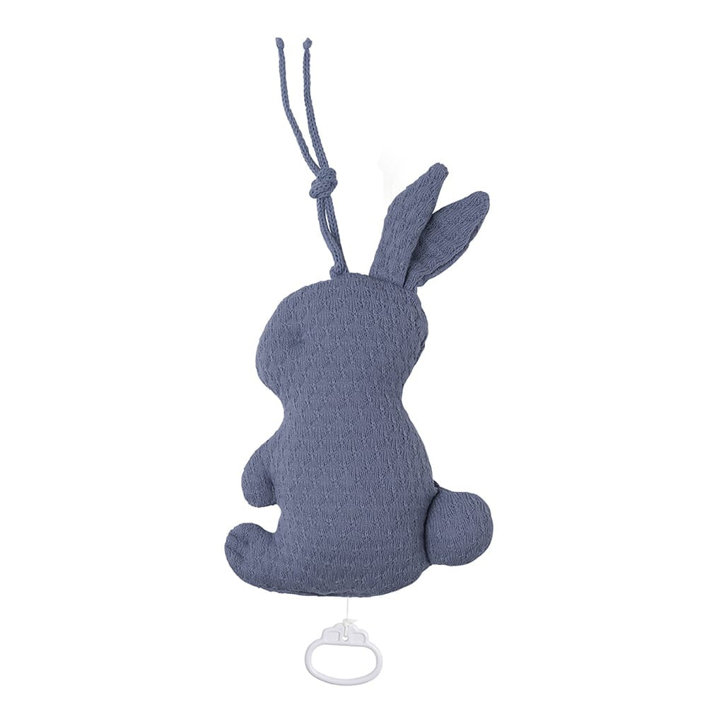 babys only 0354932 muziekdoos konijn cloud indigo 2