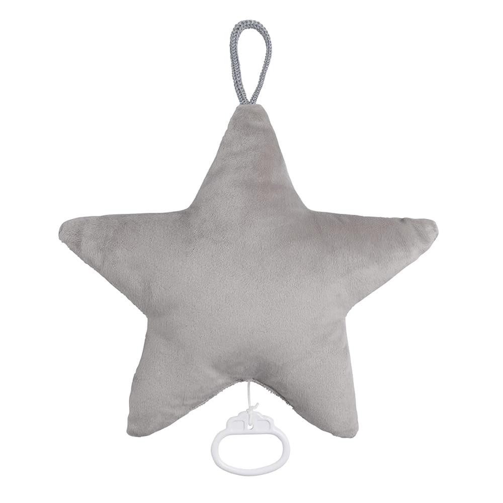 babys only 0402972 sparkle muziekdoos ster zilvergrijs melee 2