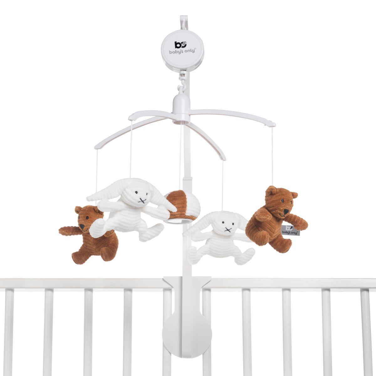 babys only bo024023057 sense muziekmobiel caramel 2