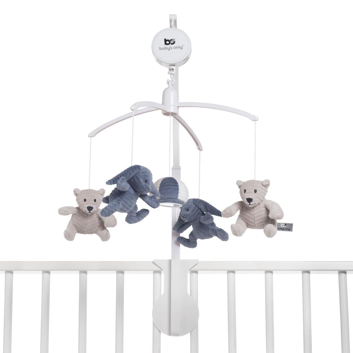 babys only bo024023058 sense muziekmobiel vintage blue 2